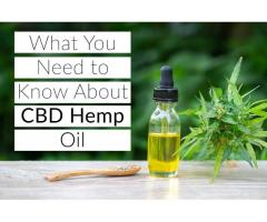 How Can It Work Natures Method CBD Oil UK?